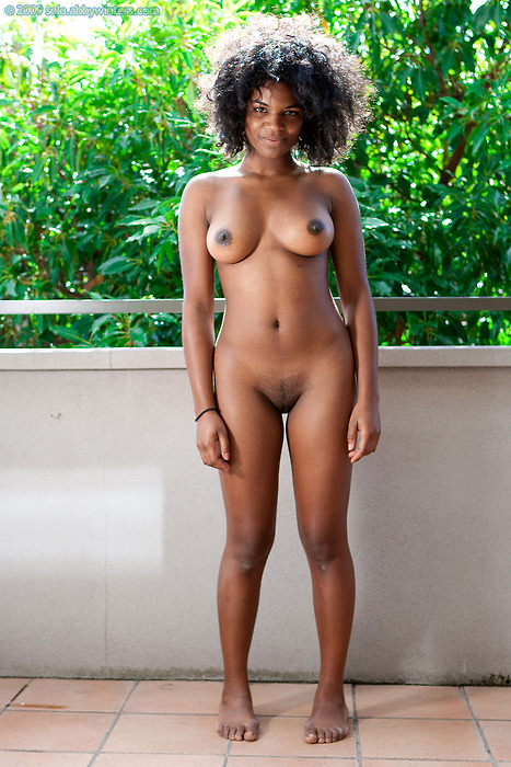 Hot naked black people