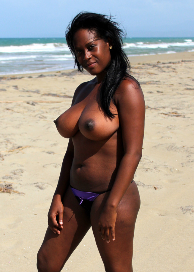 Thought differently, Black beach daytona naked black girls