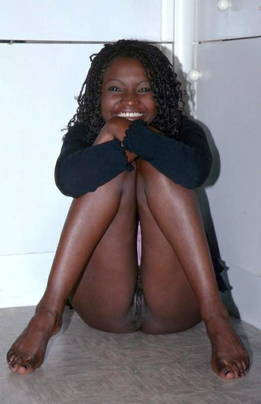 Amateur Ebony Teen Train