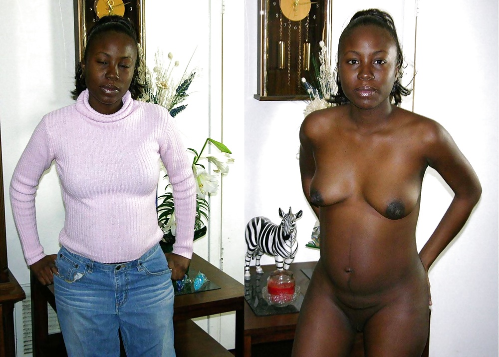 Amateur Ebony Cream Dick