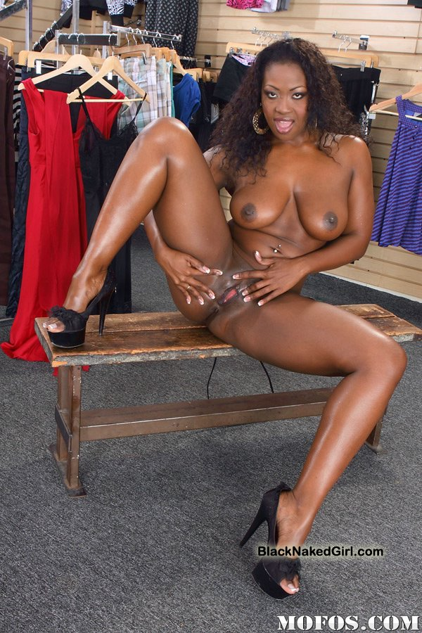 Black Ebony Teen Homemade