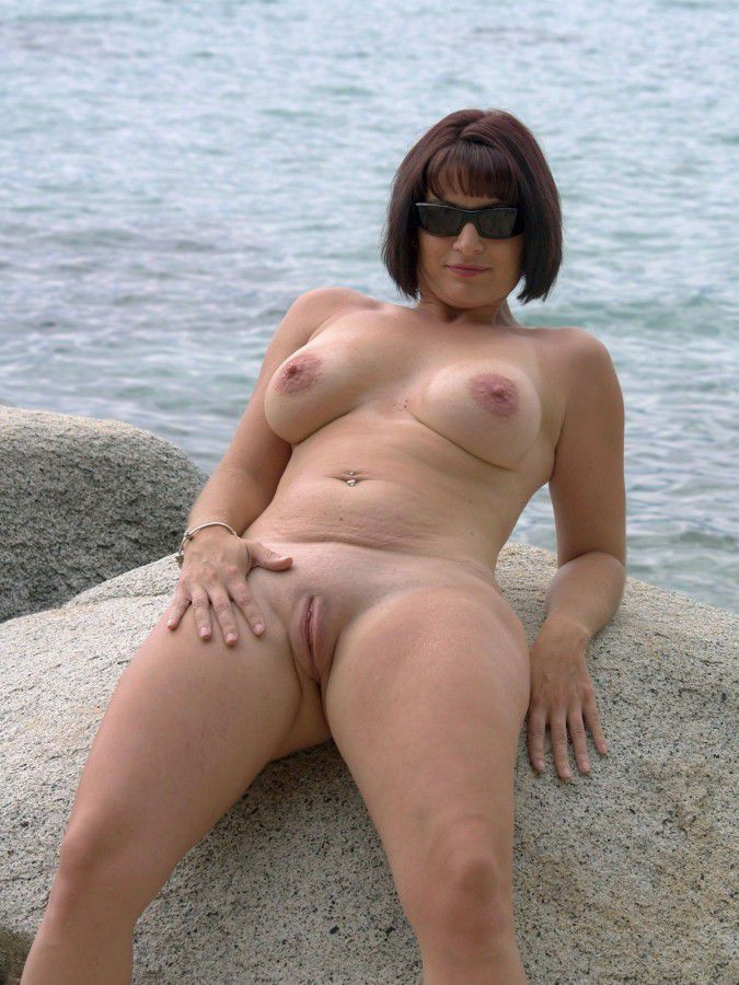 Homemade sex photos of exciting MILFs in a country house. Full-size ...