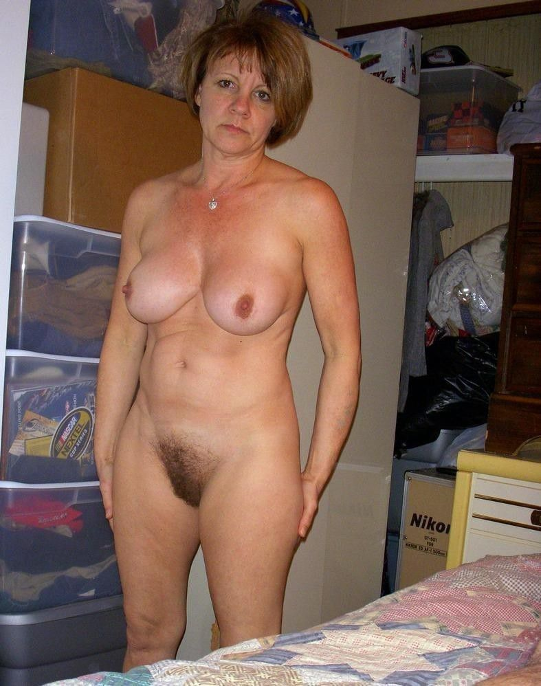 mature milf flirting
