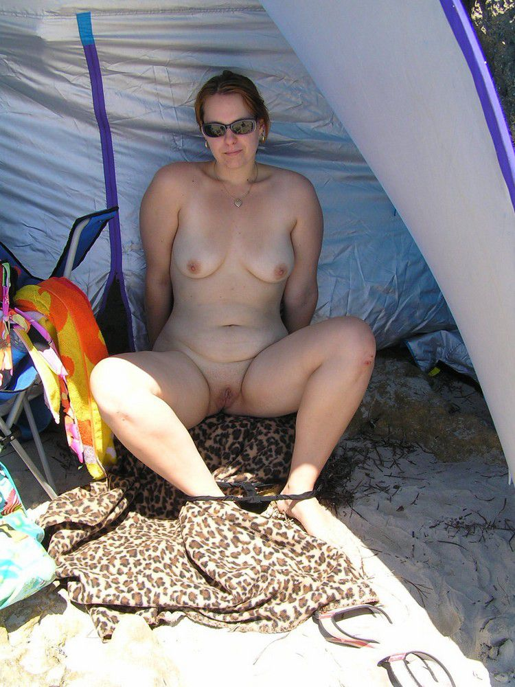 middle aged casual nudity pics