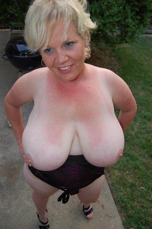 Sexy big boobs nude homemade
