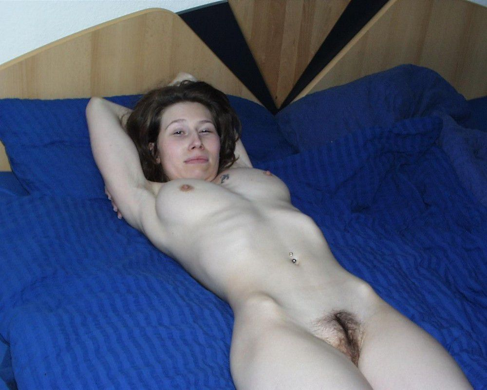 image Skinny but busty middle aged woman masturbating