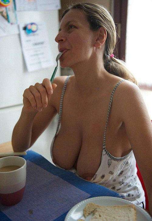 super hot. Love those dark areolas. GILF and MILFs. Full-size picture ...