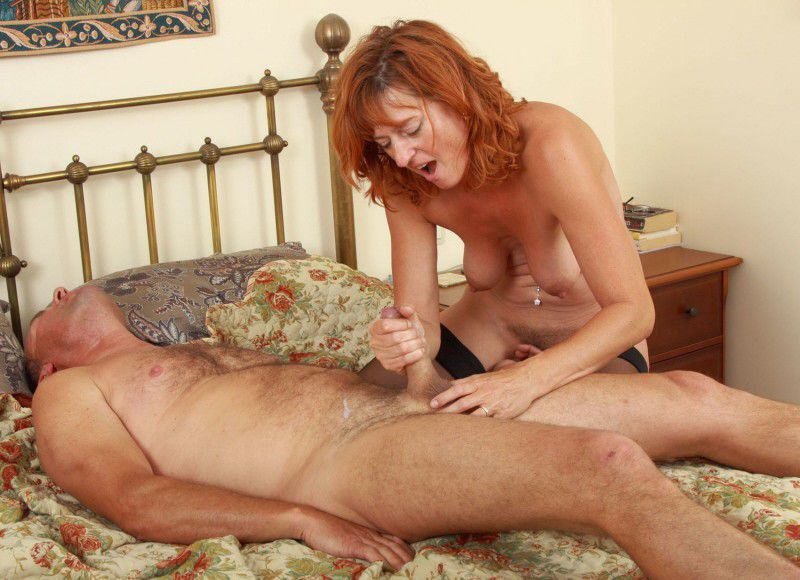 two hot hard men for this hot lady