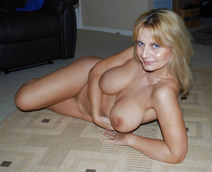 Real naked milf