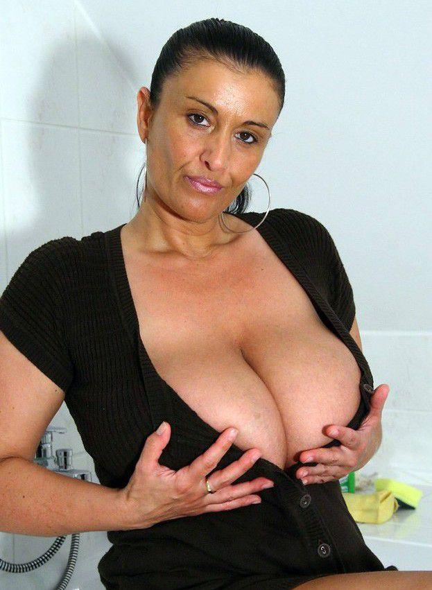 Hot Skinny Latina Big Tits