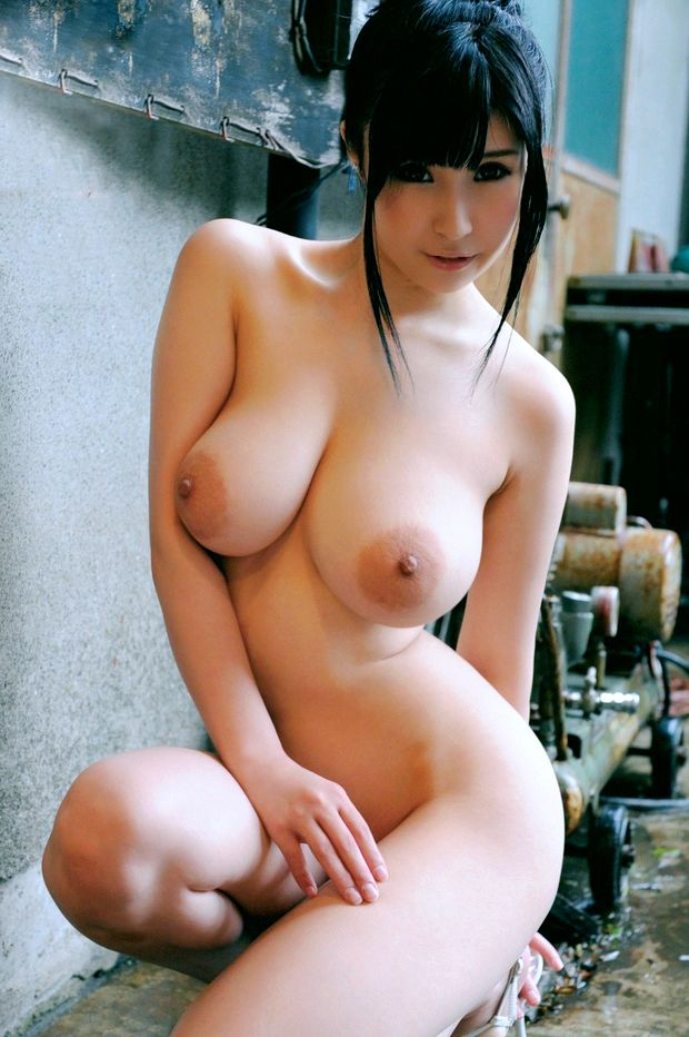 Photos asian nude model