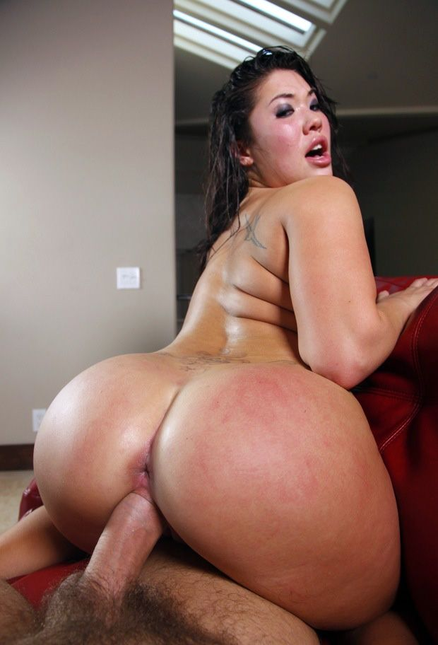 Huge mom ass