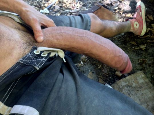 Big and long dick