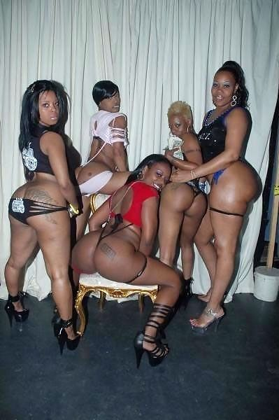 real ebony hoes