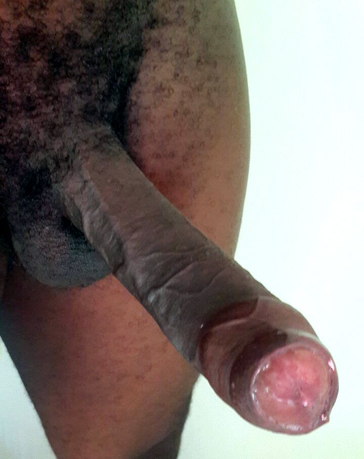 Big Black Dick Pussy Close Up