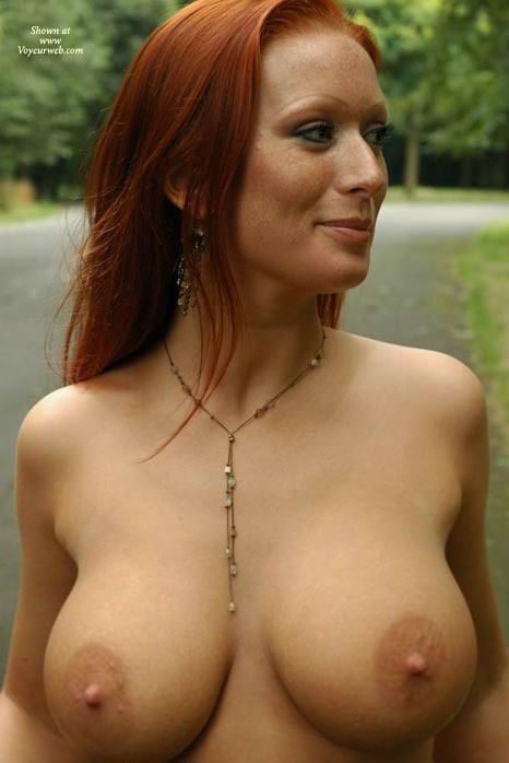 redhead beautiful mature naked