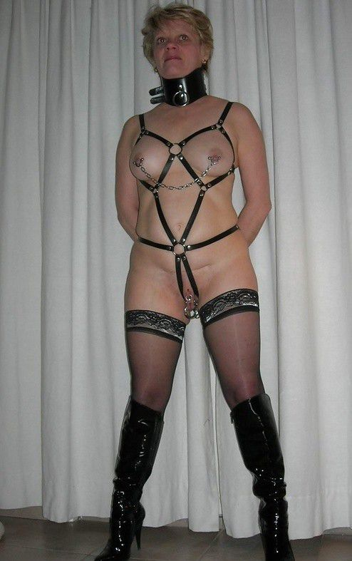 Mature bdsm wives even going