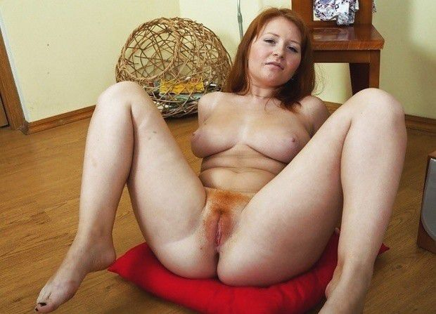 Consider, that bbw redhead spreading wide open understand