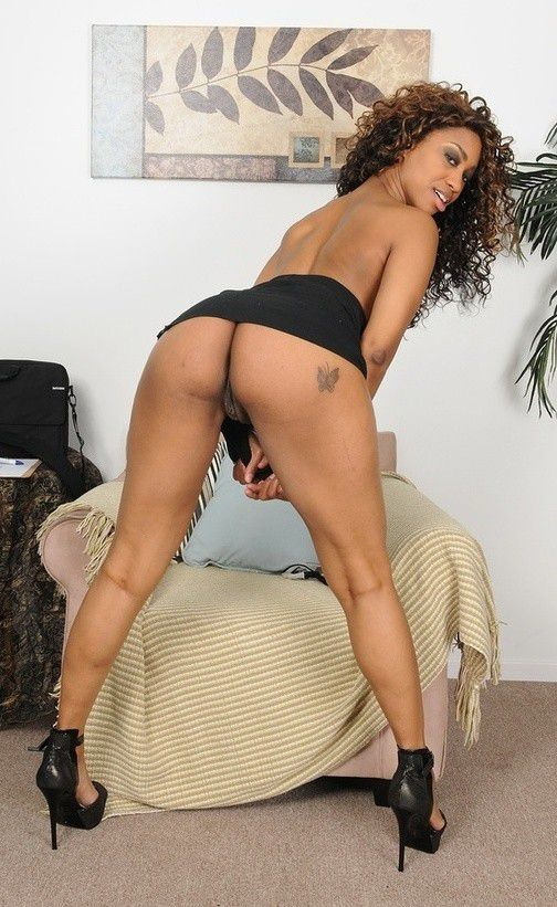 Hot Black Girls With Ass