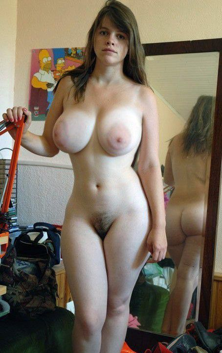 Asian under boob