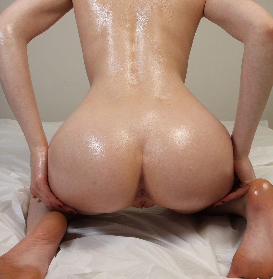 Lubed ass naked young photo