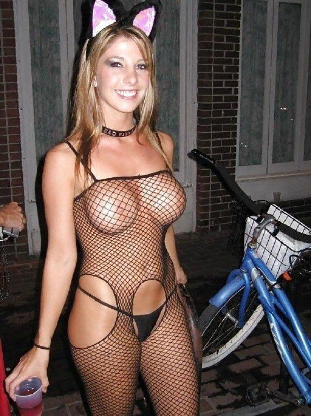 Naked wife halloween nude costumes mother fuck