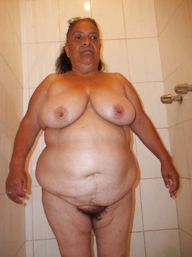 Porn granny fat
