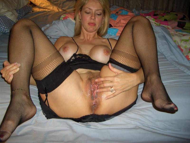 Passionate wife pussy