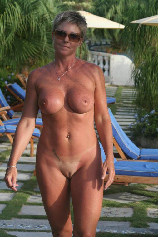 Apologise, but, Hot mature nude sunbathing