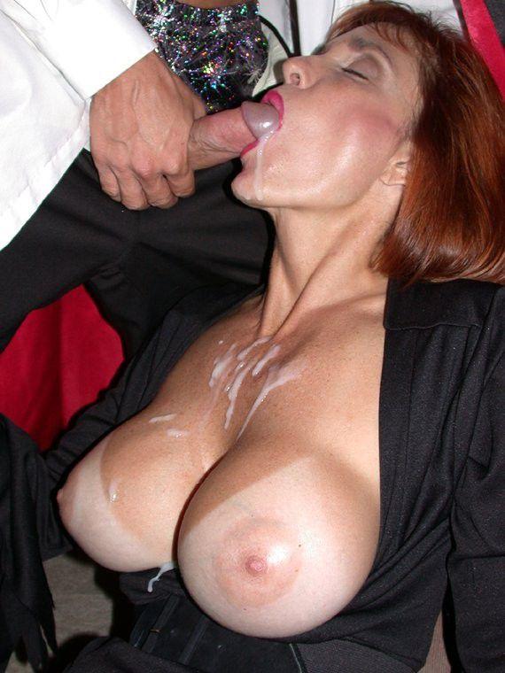 Фото дамы в сперме порно
