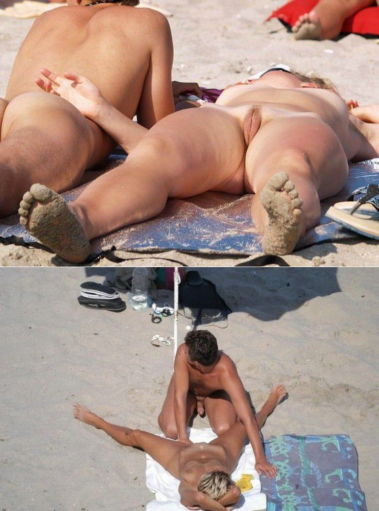 couples caught having sex on beach