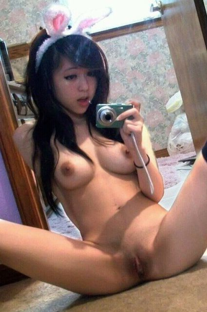 amateur naked hot Asian