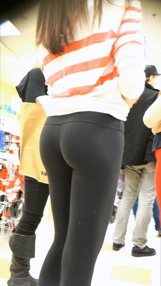 Teen in pants coach yoga