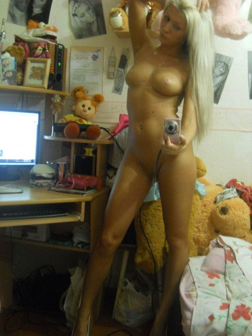 Submitted nudist self pics