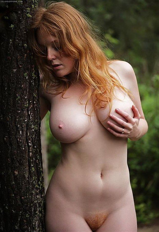 Big tit pale redhead fuck has touched