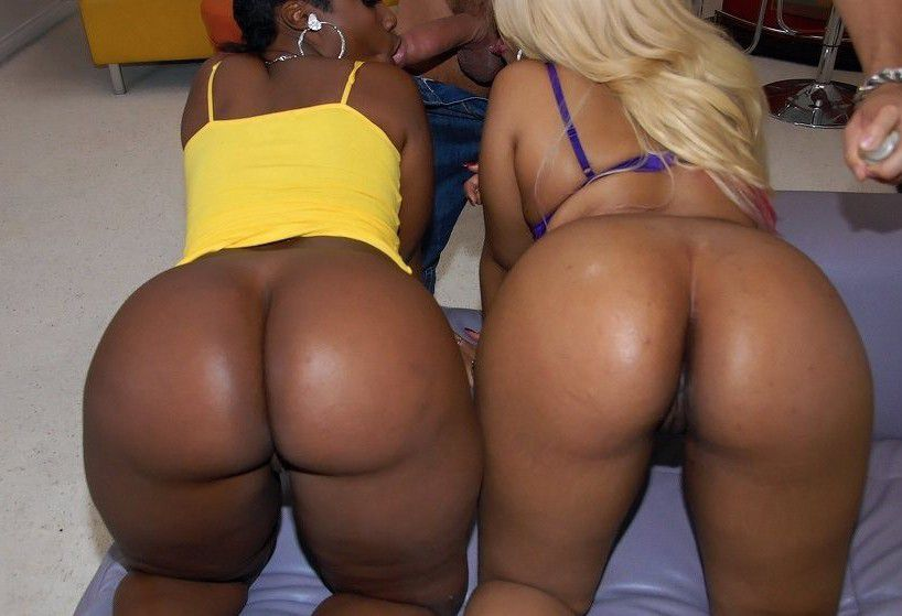 Black girls with big butts nude
