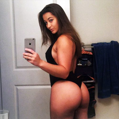 Light skinned booty po
