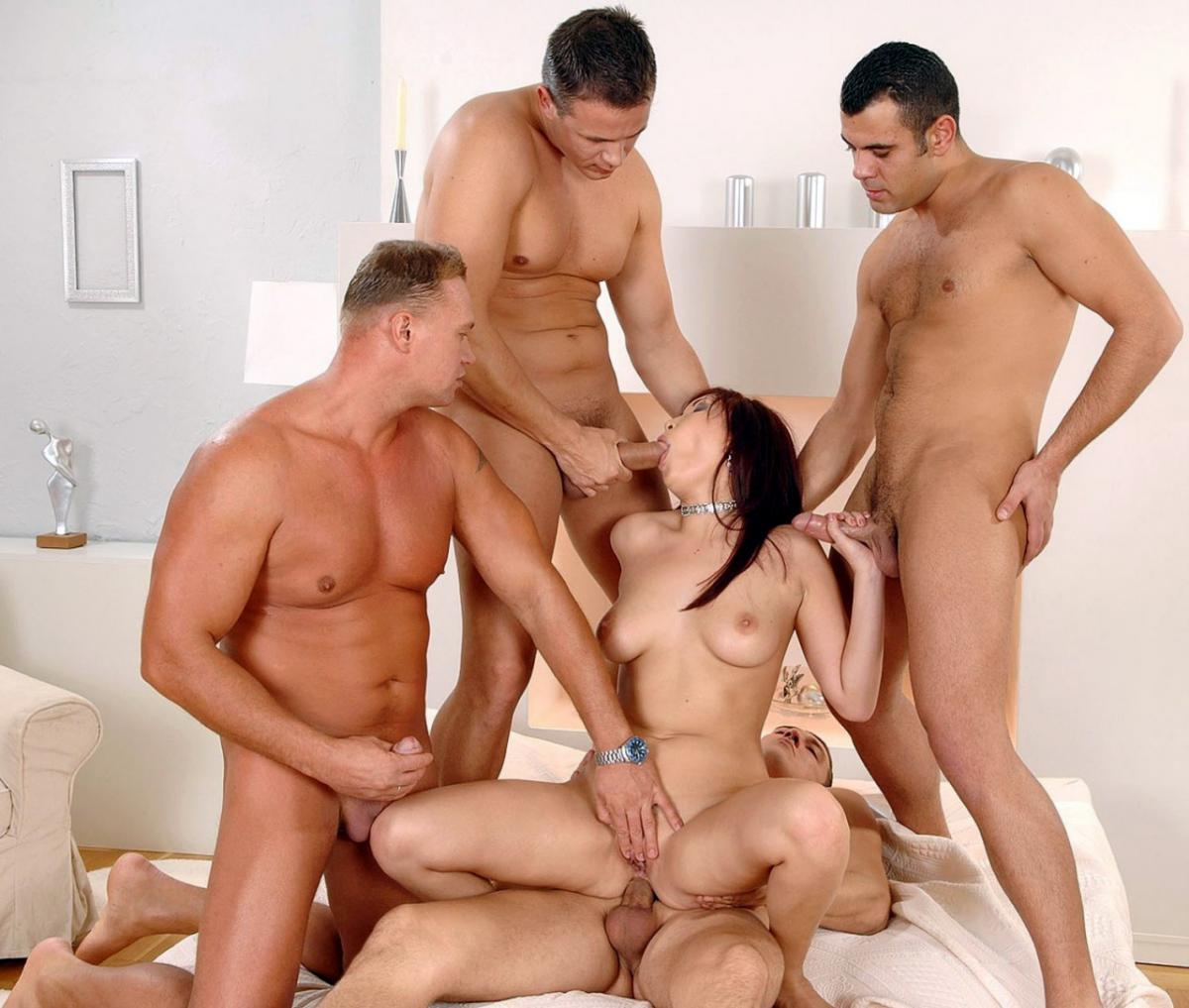 Gangbang Xxx Asian Wife