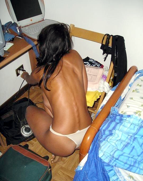 Girl Sucks Dick Upside Down