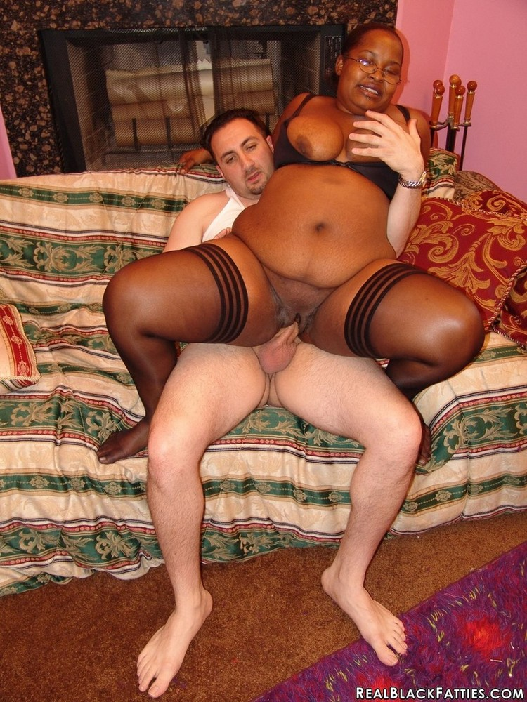 Ebony Big Tits White Man