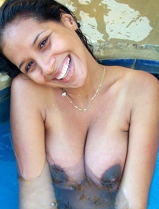 Big Black Nipples Areolas