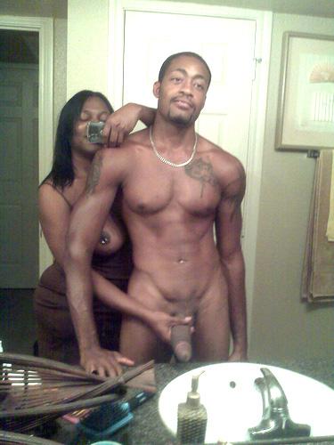 Amateur Black Breeding Wife