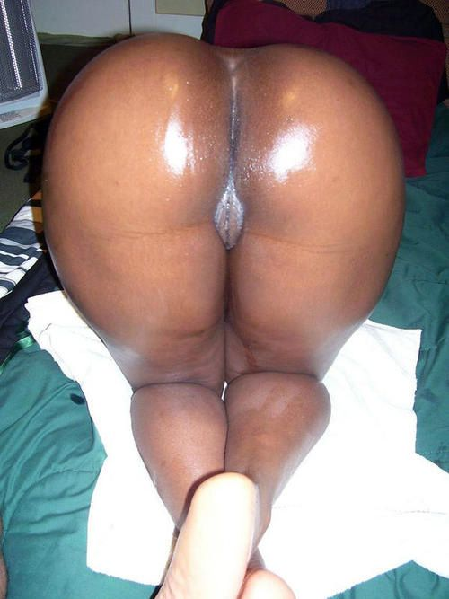 homemade black ass