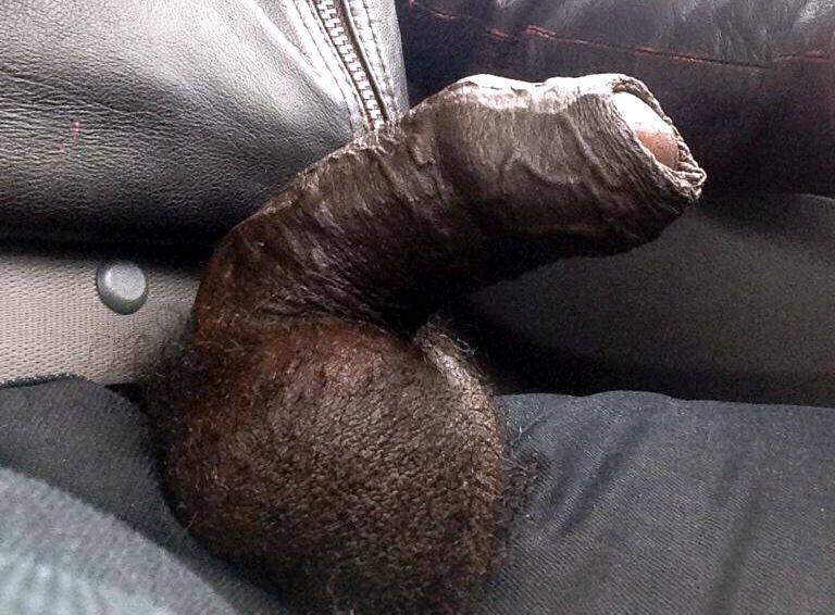 Big Black Balls Porn