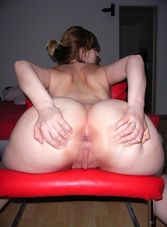 Homemade Big Booty Teen